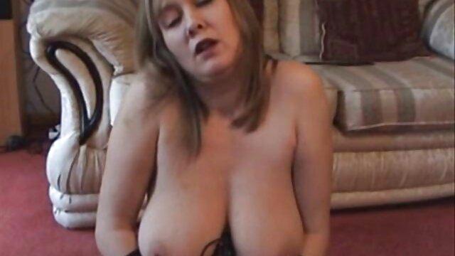 Milf cachonda recibe creampie peliculas eroticas online por 3 tipos diferentes
